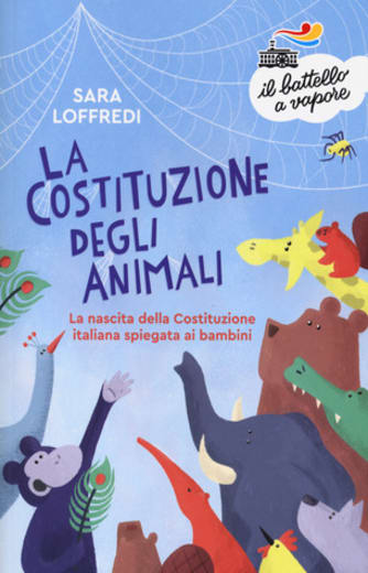https://alfeobooks.com/La costituzione degli animali. La nascita della Costituzione italiana spiegata ai bambini