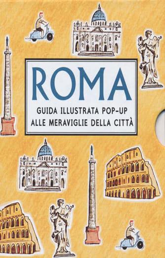 https://alfeobooks.com/Roma. Guida illustrata pop up alle meraviglie della città