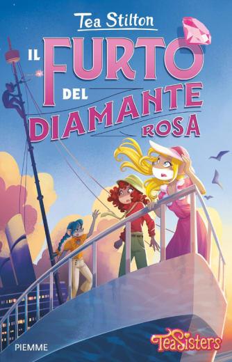 Il furto del diamante rosa