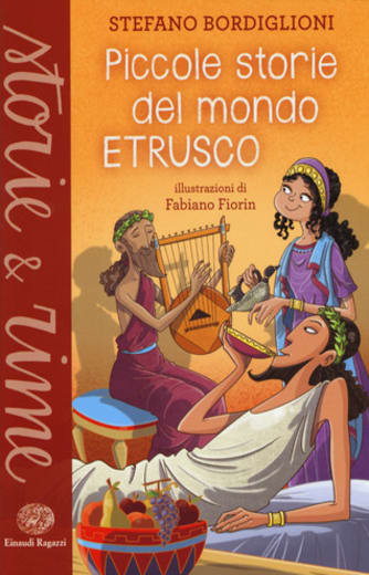 https://alfeobooks.com/Piccole storie del mondo etrusco. Ediz. illustrata