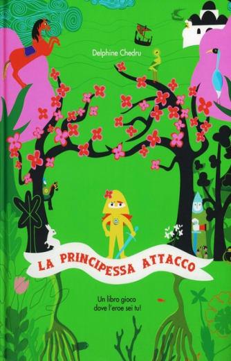 https://alfeobooks.com/La principessa Attacco. Ediz. illustrata