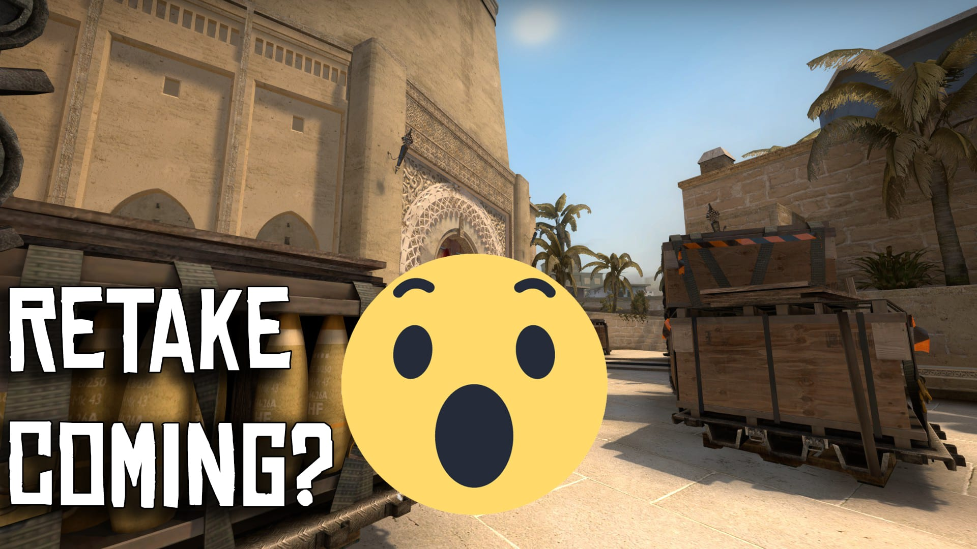 You soon might be able to play Retake on Official CSGO Servers! 5
