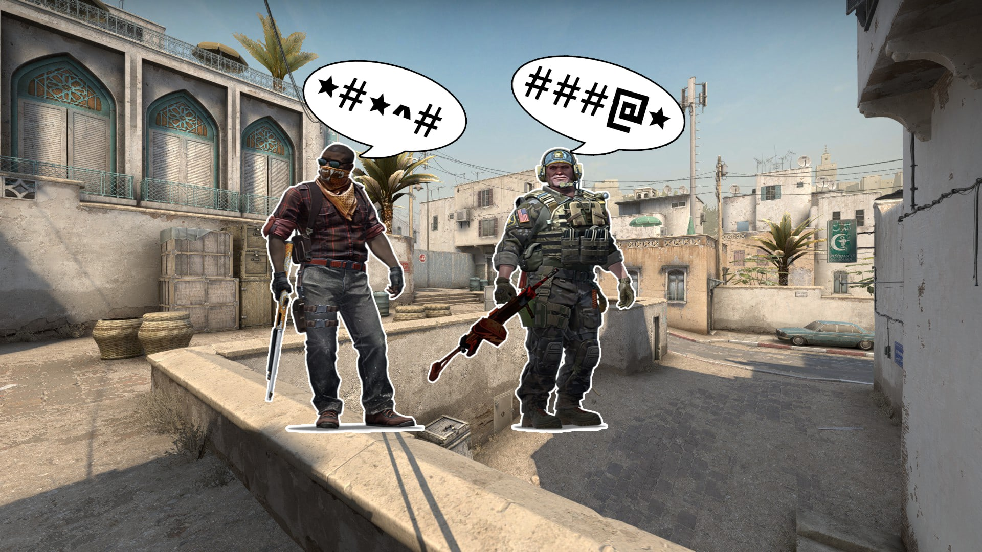 CSGO finally gets 'Text Filtering' Feature to battle in-game Toxicity, but does it work? 5