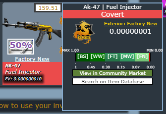 CSGO: Guide to Trade Up Contracts 2