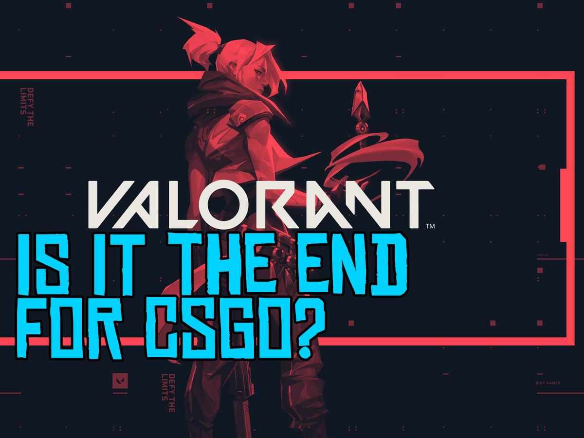 CSGO V/S VALORANT Detailed Comparison, Will Valorant take over CSGO? 2