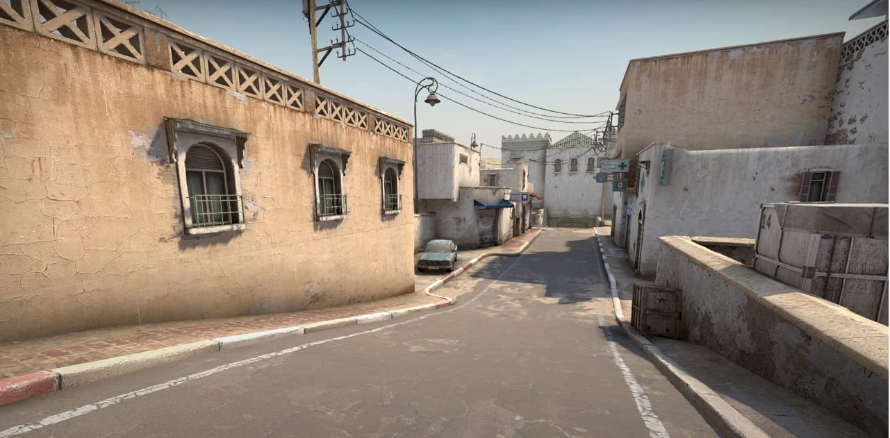 New CSGO Update brings Major Visibility boosts and major map changes! 9