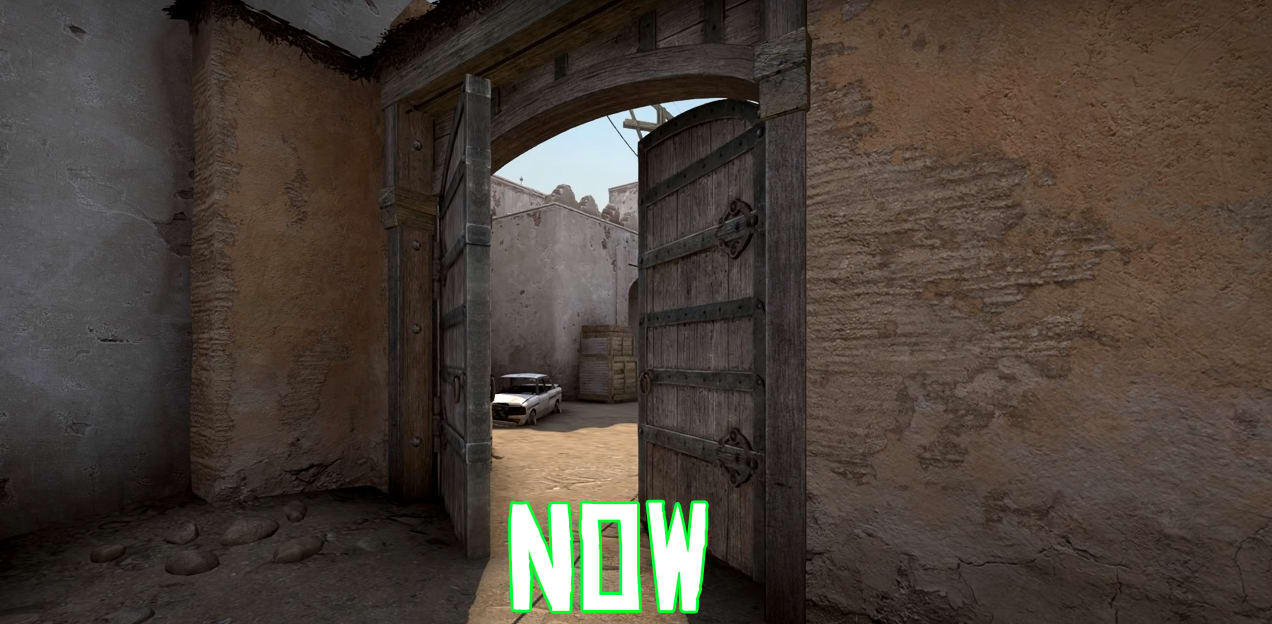 New CSGO Update brings Major Visibility boosts and major map changes! 7