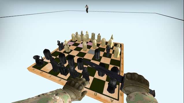 You can now play Table Tennis & Chess with your friends in CSGO 1