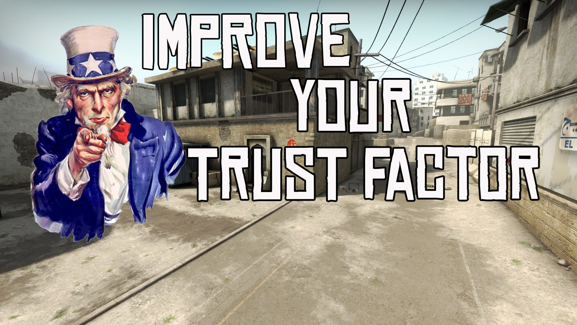 Here's how you can improve your TRUST FACTOR! 2