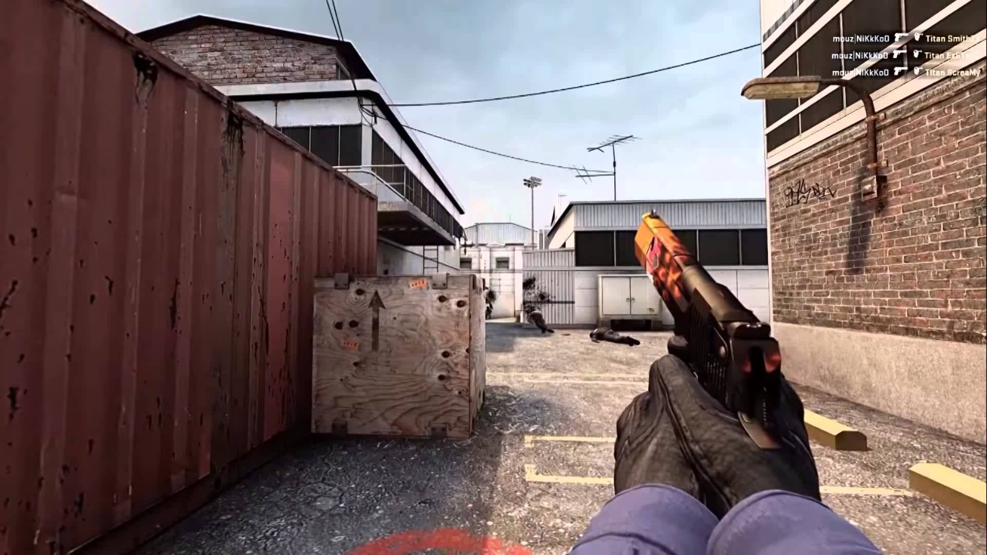 Krieg Nerfed, Bizen, Tec 9, Deagle Buffed in MAJOR new CSGO update! 2