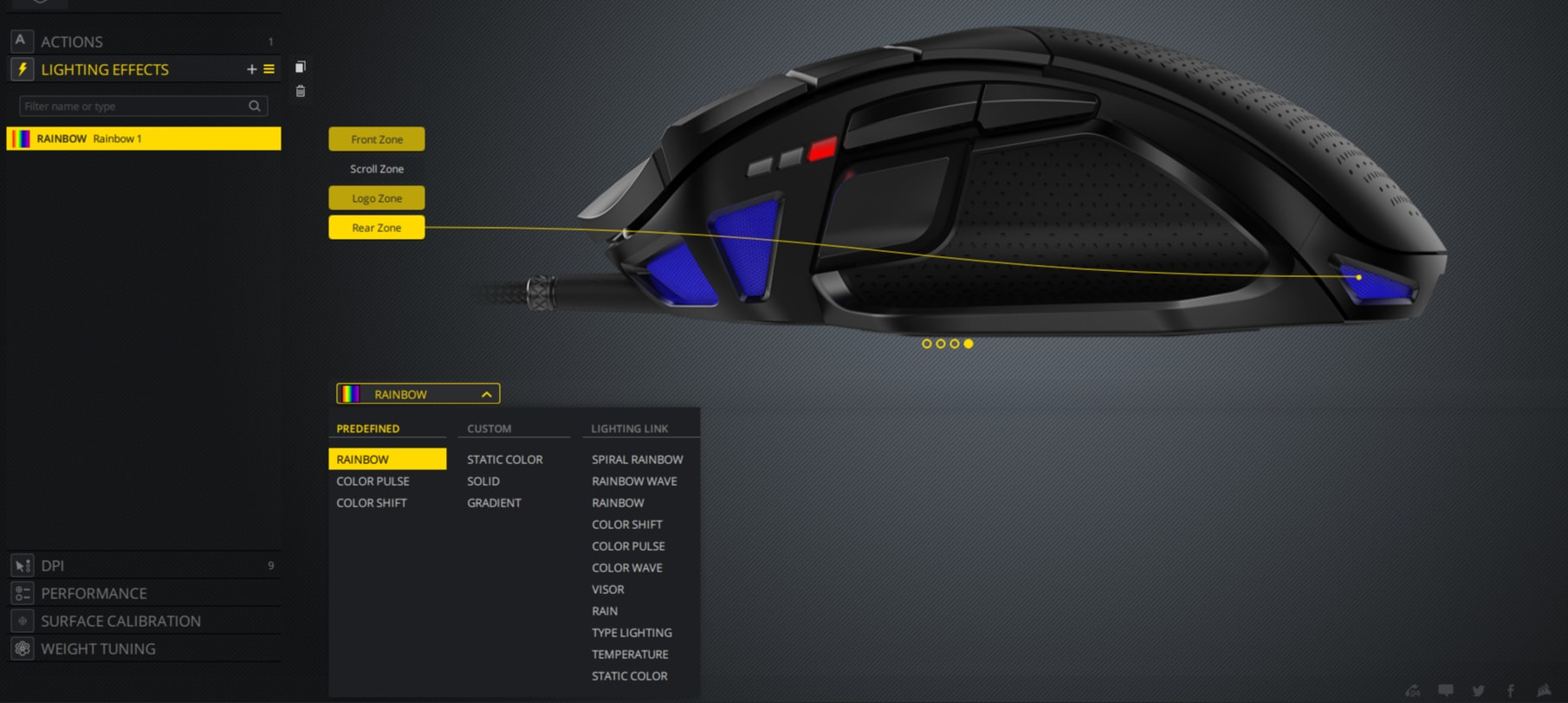Corsair NightSword RGB Gaming Mouse Review 8
