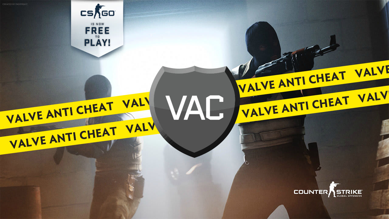 CSGO receives a huge update to its ANTI-CHEAT! 2