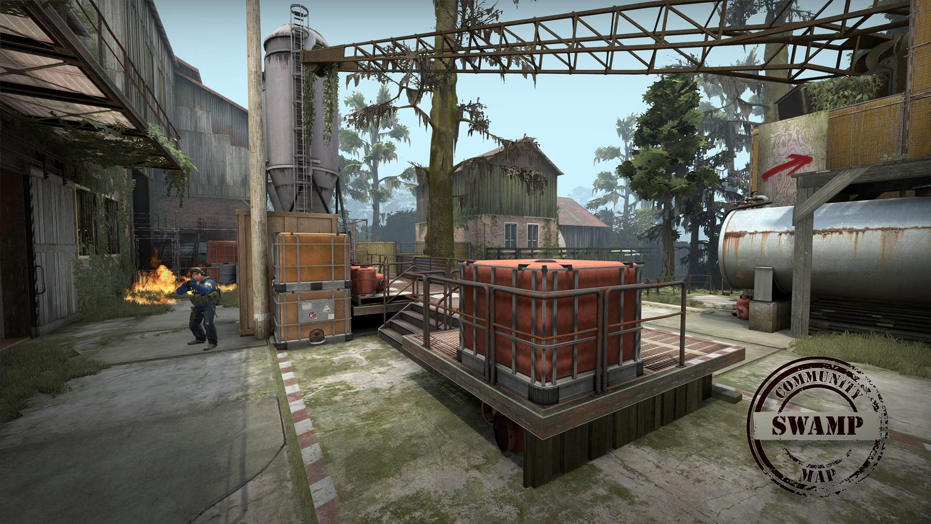 New CSGO Update removes Chlorine and Jungle, adds 2 New maps! 1