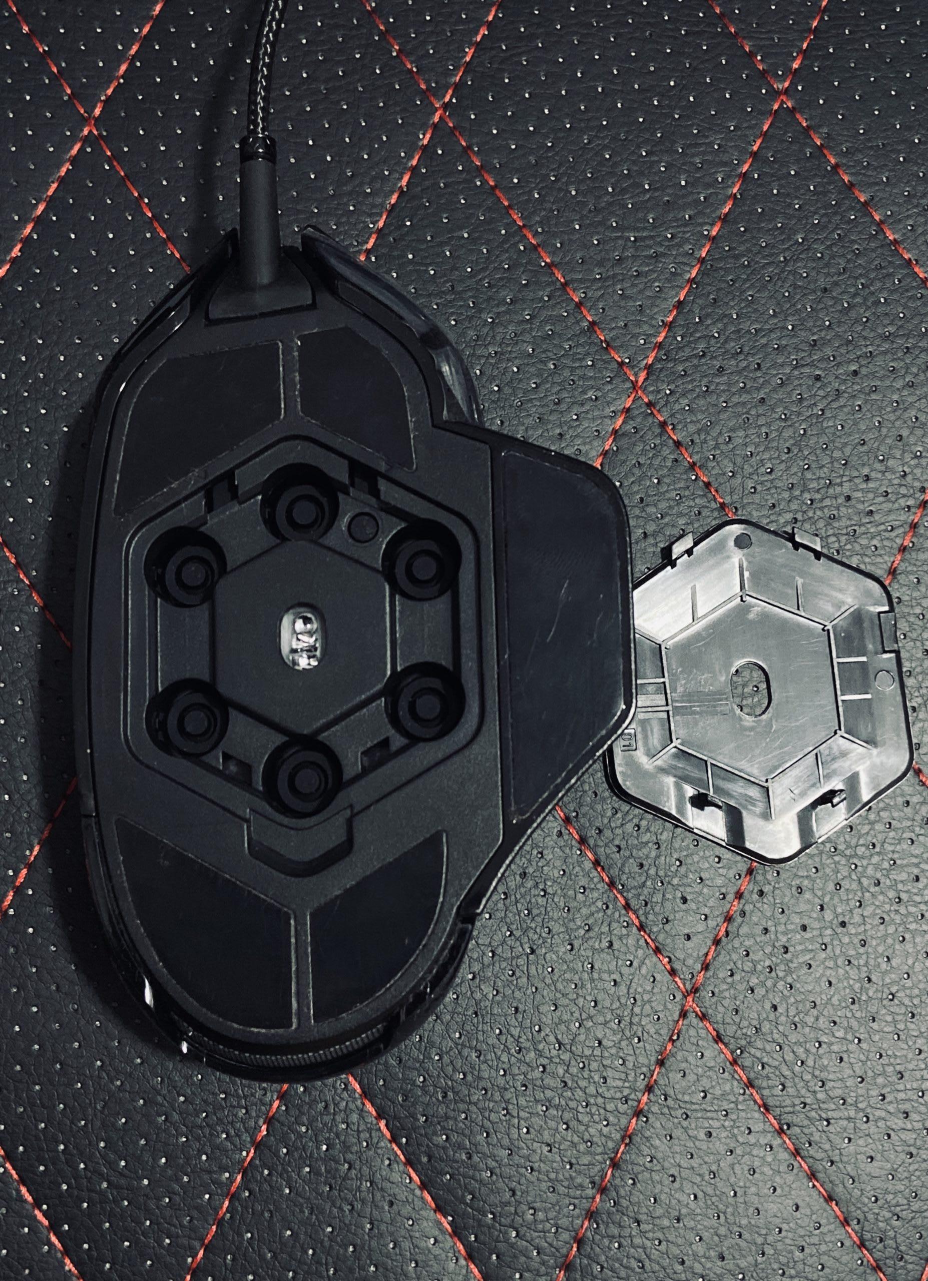 Corsair NightSword RGB Gaming Mouse Review 6