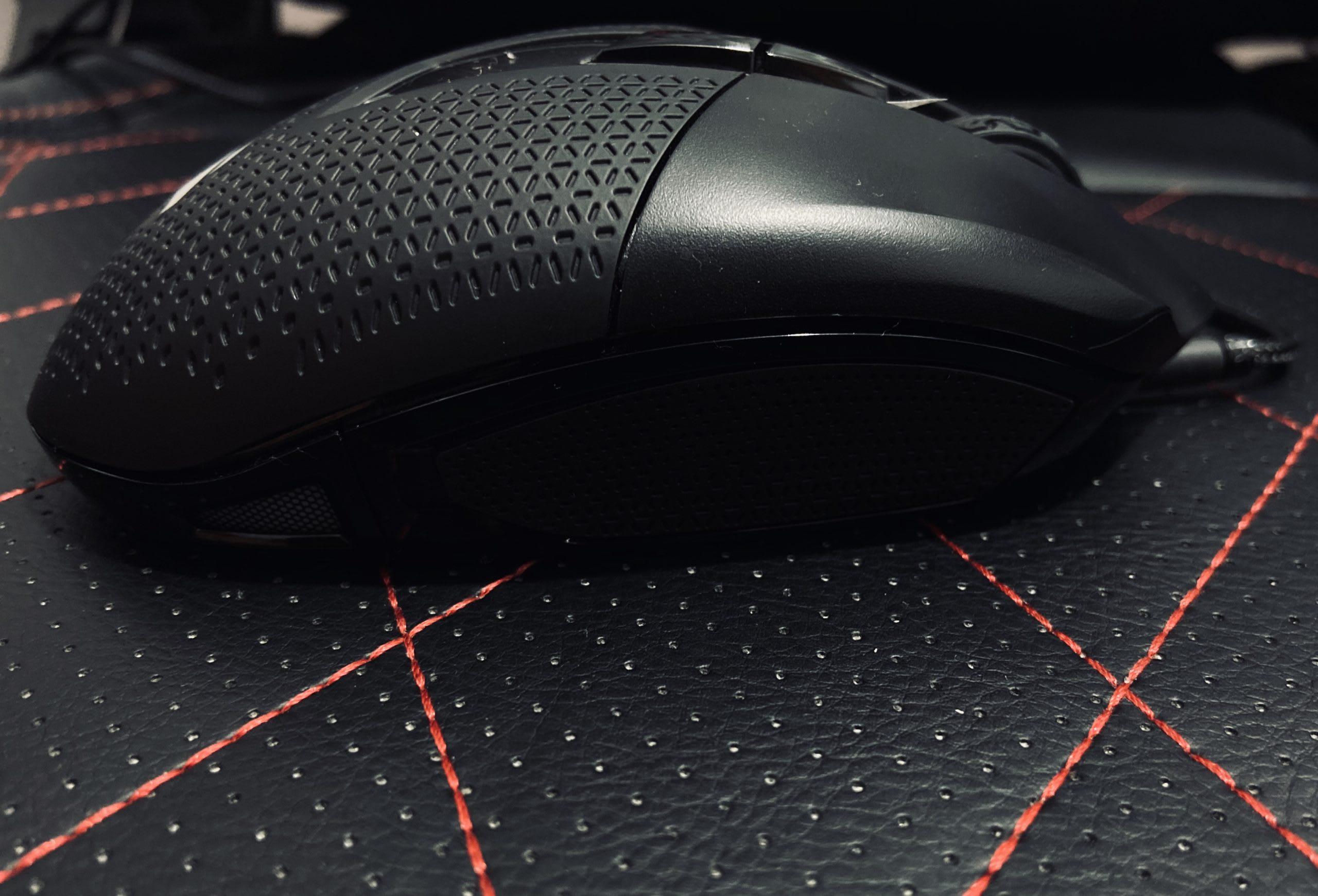 Corsair NightSword RGB Gaming Mouse Review 4