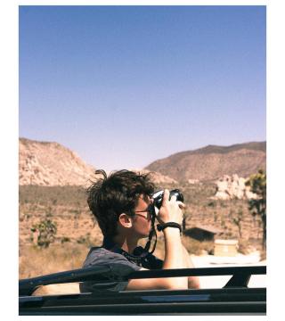 Promotional Image for Matthew Hogan