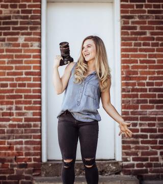 Promotional Image for Ashley Vanderheiden