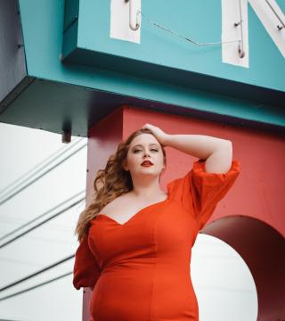 Promotional Image for Samantha B.