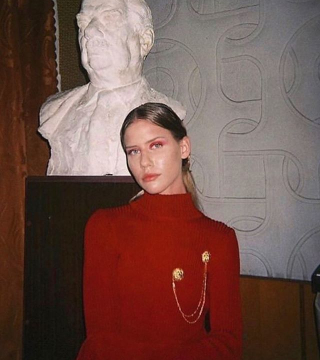 Promotional Image for Nini Chitadze