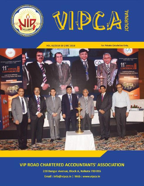 VIPCA Newsletter Vol 1