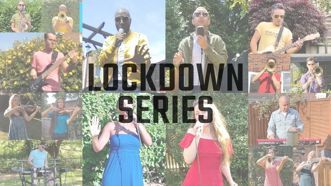 Jam Hot Lockdown Series I'll Be There For You Cover
