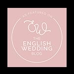 English Wedding Logo