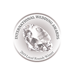 International Wedding Awards Badge