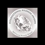 International Wedding Awards Badge