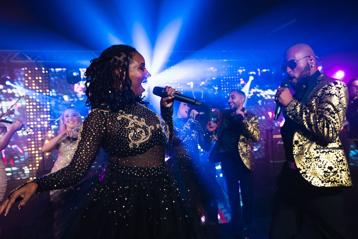 Jam Hot singers join forces for Rockabye