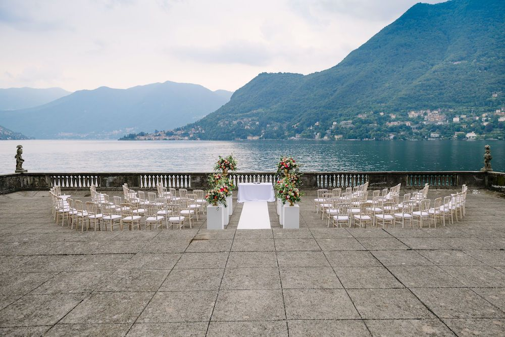 Jam Hot destination wedding venue view