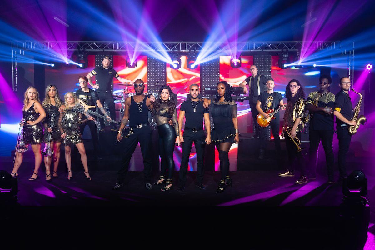 Jam Hot urban gold festival promo photo