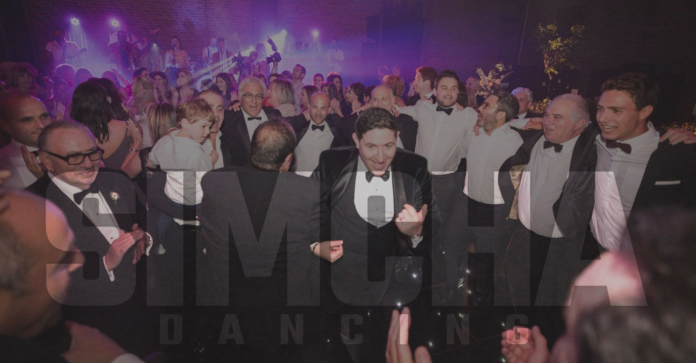 Jam Hot simcha dancing dance floor
