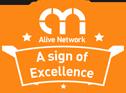 Alive Network Logo