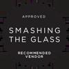 Smashing The Glass Logo