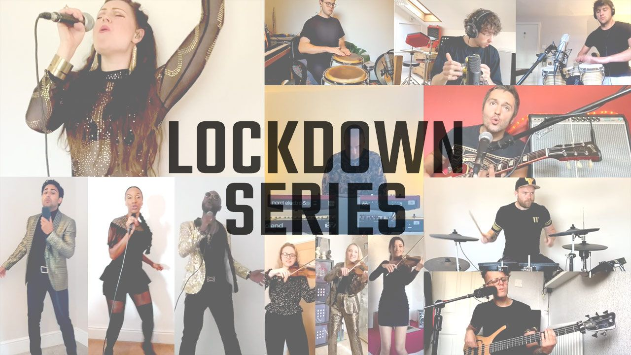 Jam Hot Lockdown Series Don't You Worry Bout A Thing Cover