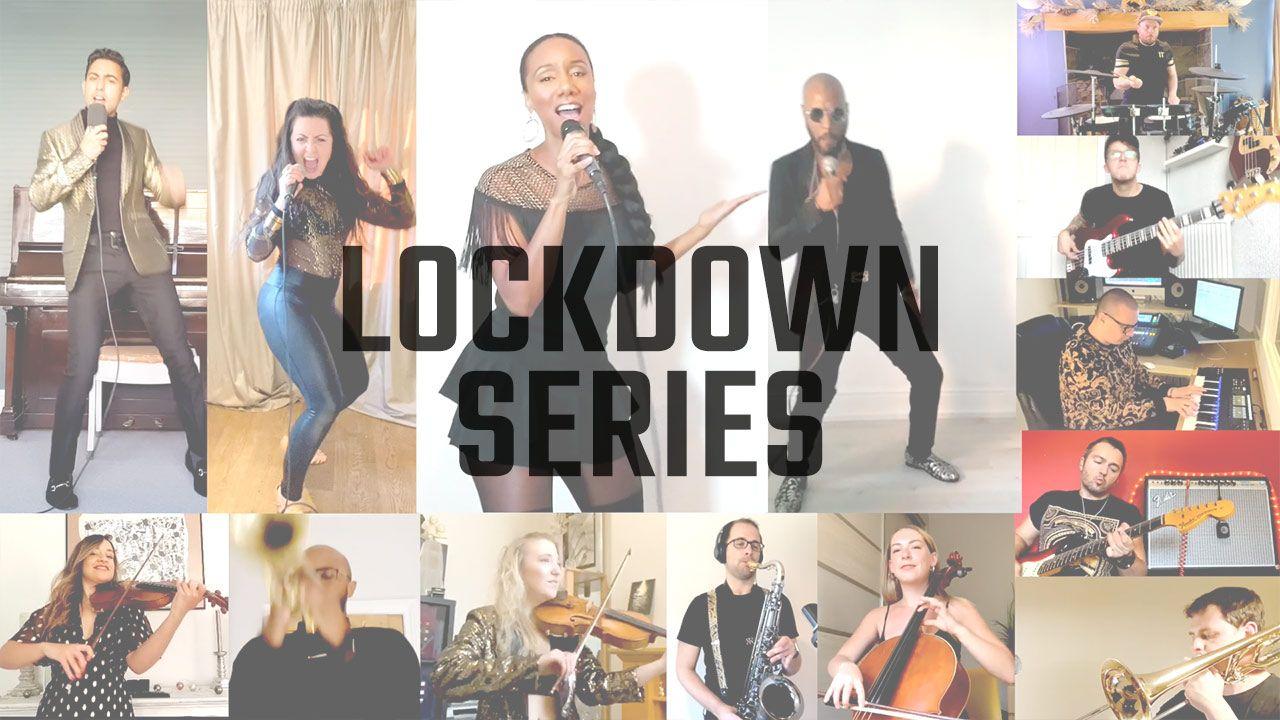 Jam Hot Lockdown Series Survivor Cover