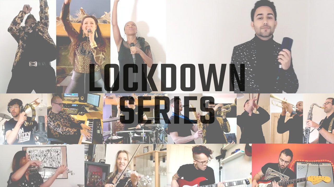 Jam Hot Lockdown Series I'm Still Standing Cover