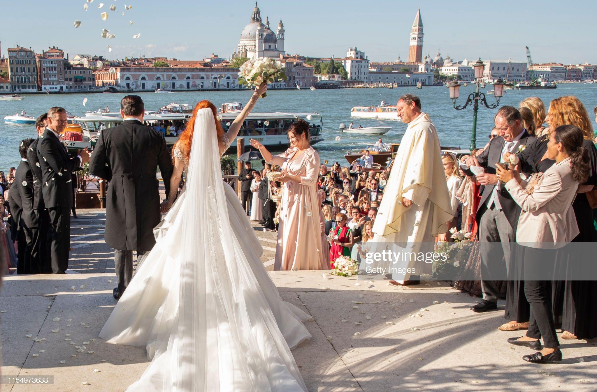 Barbara & Klemens Venice Wedding