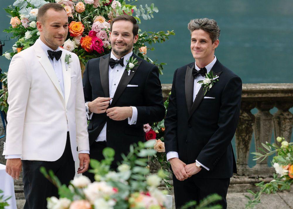Chanel & James Wedding Photos