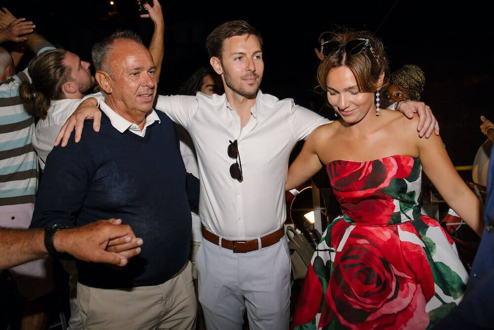 Chanel & James After-Boat-Party!