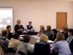 В ПО №18 «Творческое» обсудили поправки к Конституции Российской Федерации