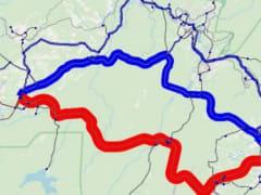 Платную дорогу-дублер М-5 планируется построить на участке Сатка – Миасс