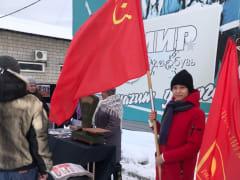 Карабашские комсомольцы присоединились к акции «Блокадный хлеб»