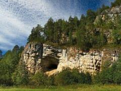 Территорию Игнатьевской пещеры очистят от мусора