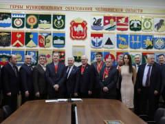 Владимир Мякуш вручил награды радиоспортсменам