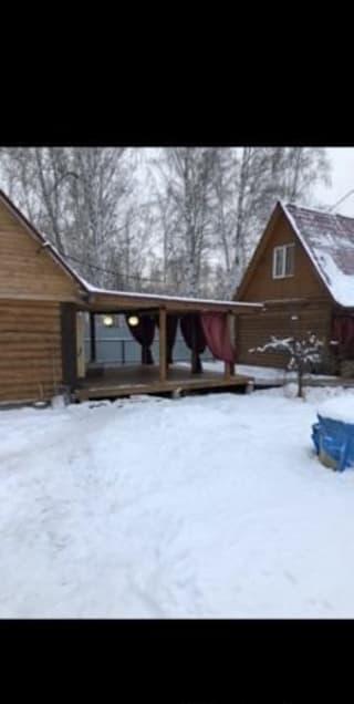 Дом 100 м² на участке 27 сот.