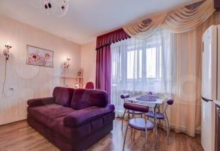 2-к квартира, 54 м², 10/14 эт.