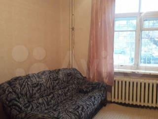 Комната 18м² в 1-к., 1/3эт.