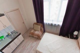 1-к квартира, 25 м², 5/7 эт.