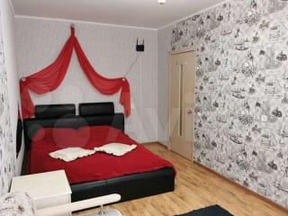 1-к квартира, 35 м², 4/10 эт.